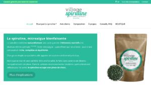 capture Village Spiruline